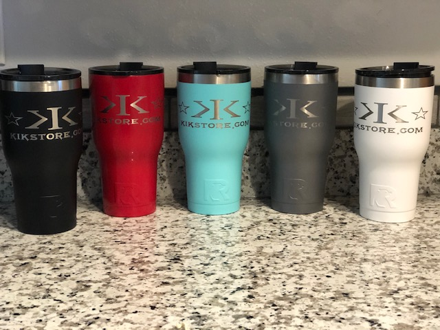 **Limited** 30 oz Rtic Tumbler