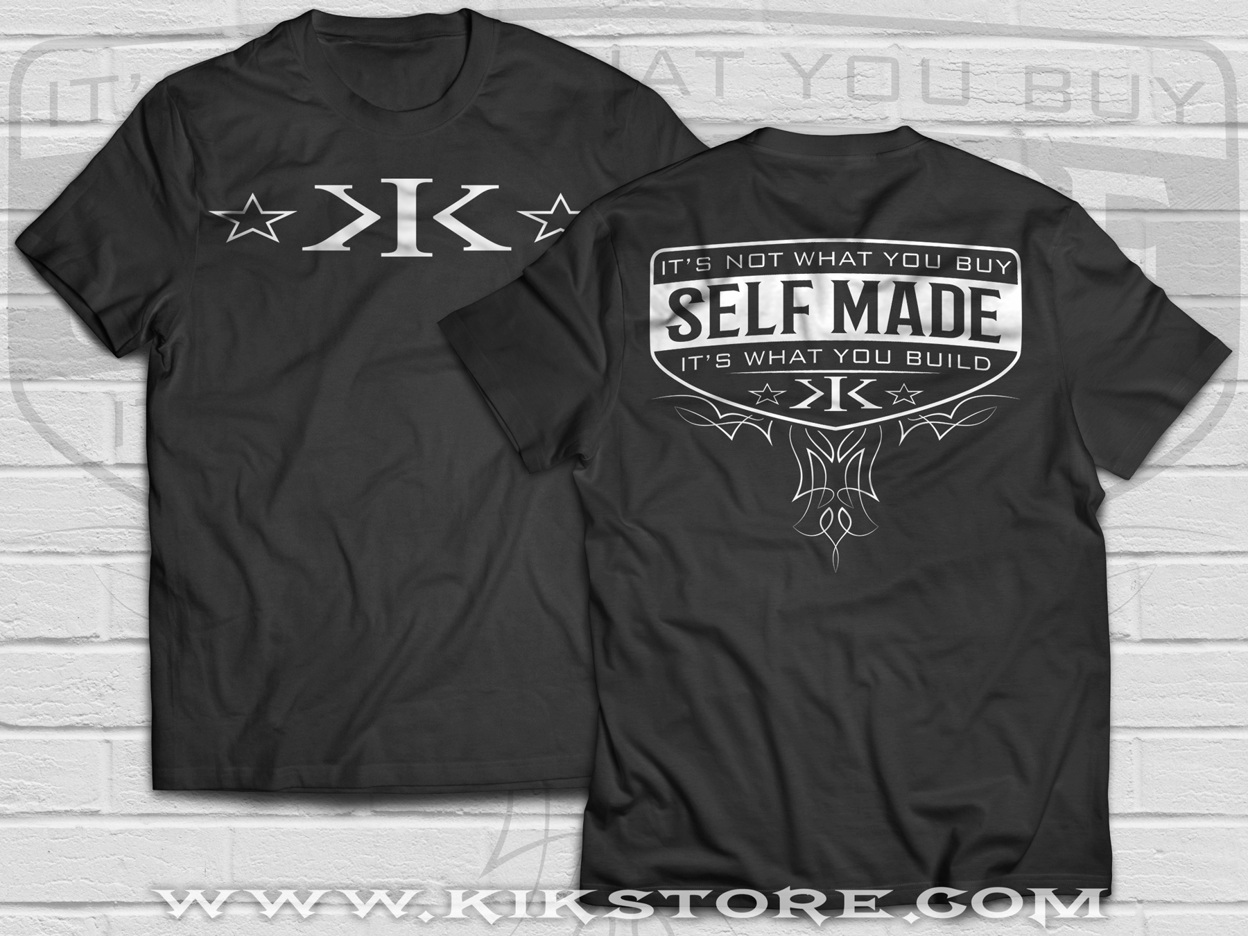 PRE ORDER ONLY! Self Made