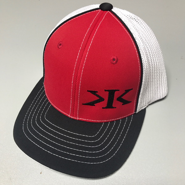 Fitted Round-Bill - Trucker - SIZE S/M