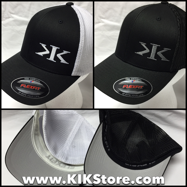 FlexFit Trucker w/Mesh Back * Yupoong