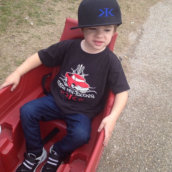 Future Mini-Trucker * NEW SIZING