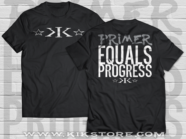 Primer Equals Progress